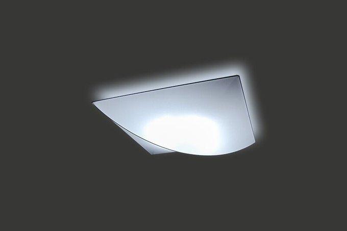 Потолочный светильник Hill голубого цвета