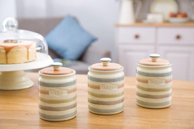 Ёмкость для хранения чая  Classic Collection из керамики