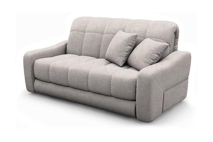Диван-кровать Кейн S серо-бежевого цвета
