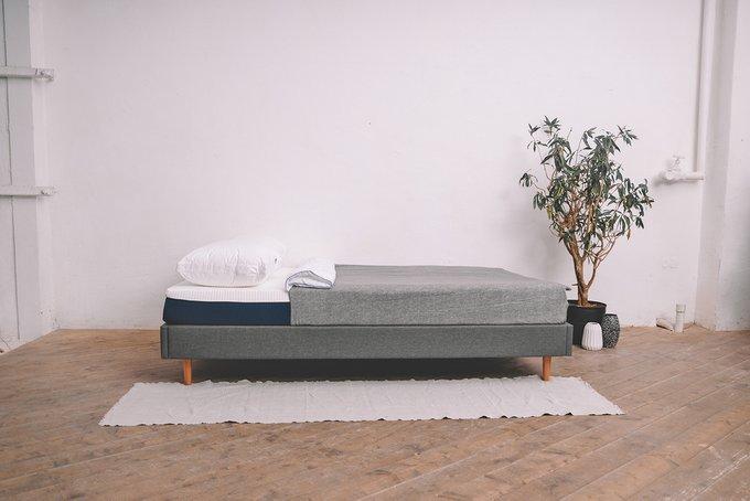 Матрас беспружинный Blue Sleep Gravity 120х200