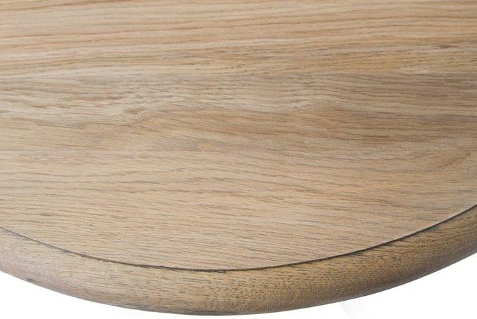 Кофейный Стол Valent white из массива дуба