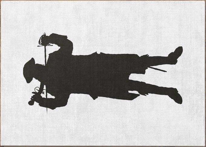 Ковер с цифровой печатью 140х220
