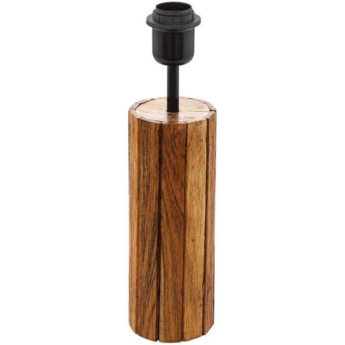 Основа для настольной лампы Eglo Thornhill из дерева и металла