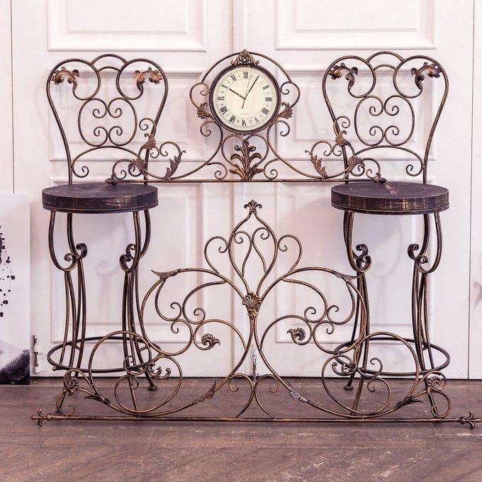 Барный стул Болеро бронзового цвета
