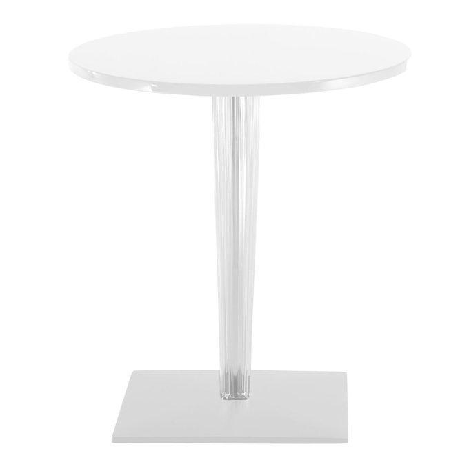 Стол TopTop для Dr. YES белого цвета