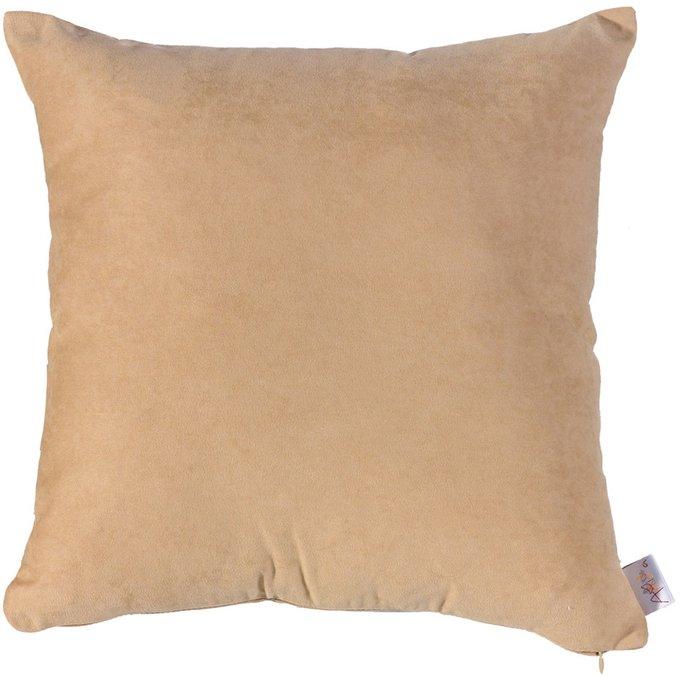 """Чехол для декоративной подушки """"мокрый песок"""""""
