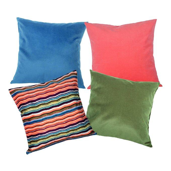 Комплект чехлов для подушек Olvi Fiesta