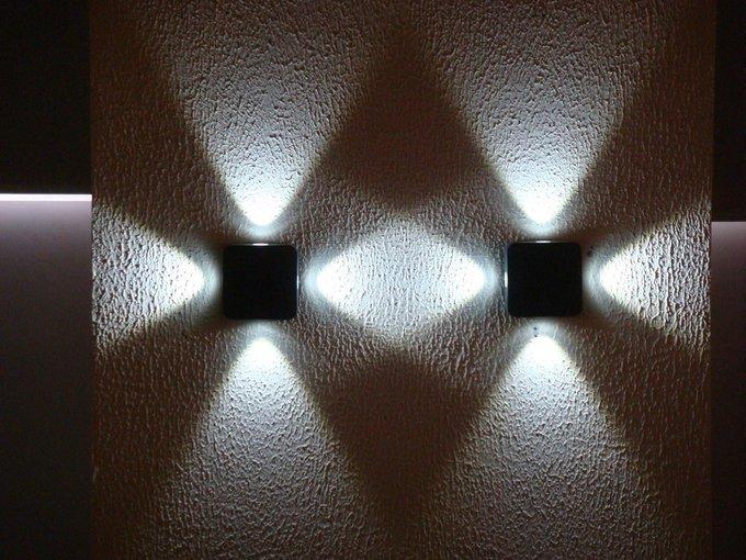 Уличный настенный светодиодный светильник Citilux