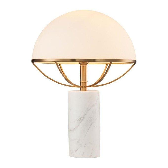 Настольная лампа Tous с белым абажуром