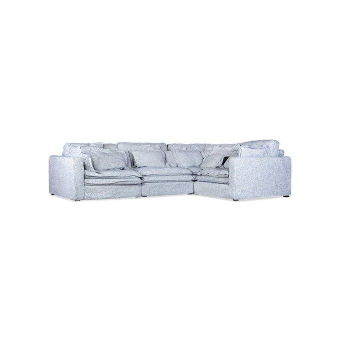 Модульный диван Hogsmill светло-серого цвета