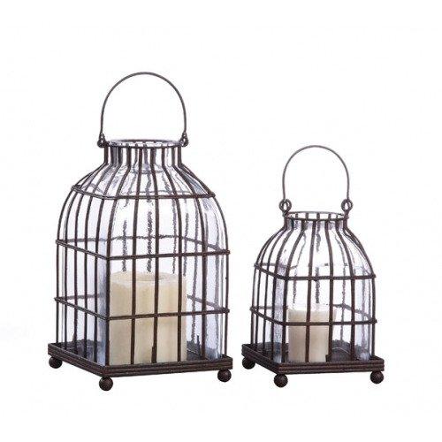 Подсвечник Bird in Cage I