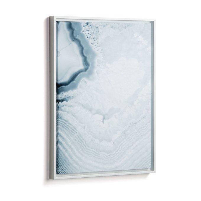 Картина Whish в синих тонах