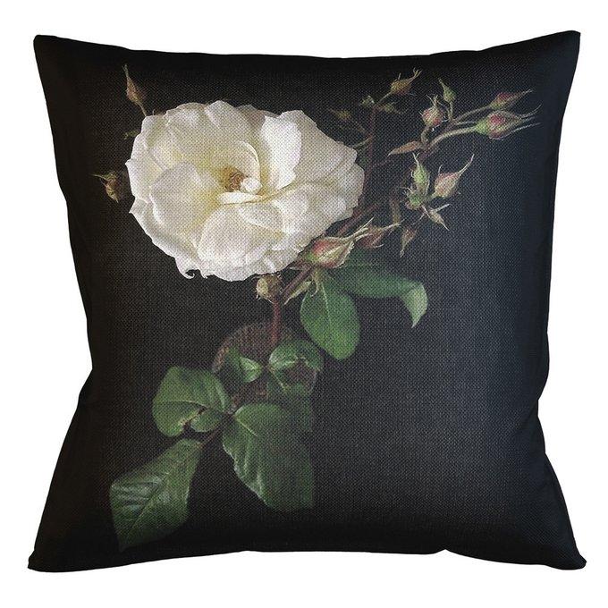 Декоративная подушка Blanc de Blanc с чехлом