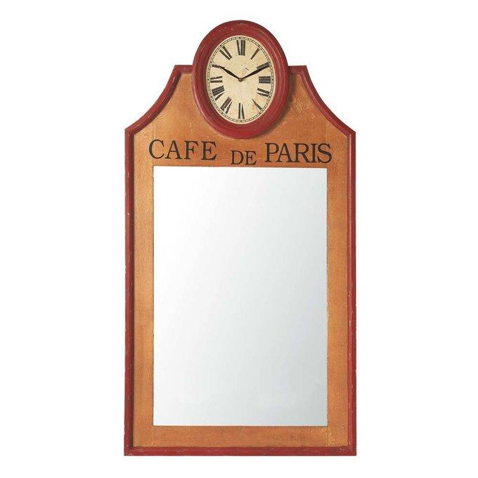 Зеркало Сafe de Paris