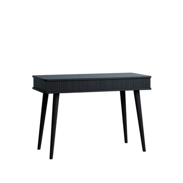 Консольный стол Viva 100х45 черного цвета