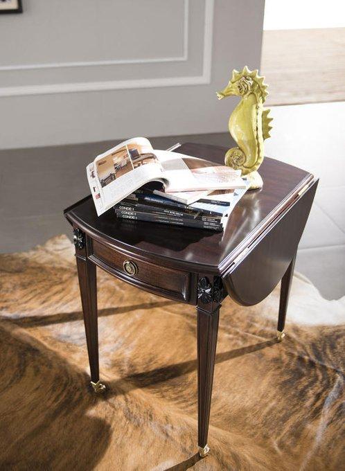 Приставной столик FRATELLI BARRI MESTRE из массива дерева и высококачественного МДФ