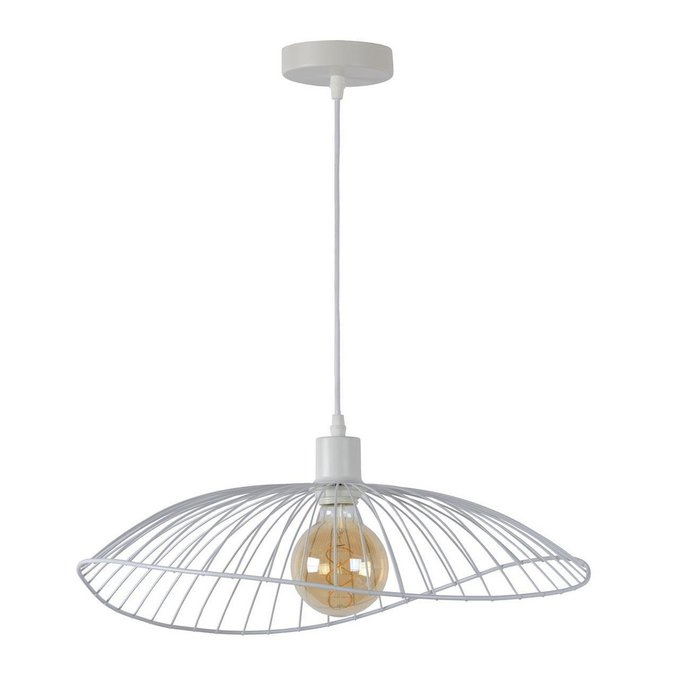 Подвесной светильник Jing белого цвета