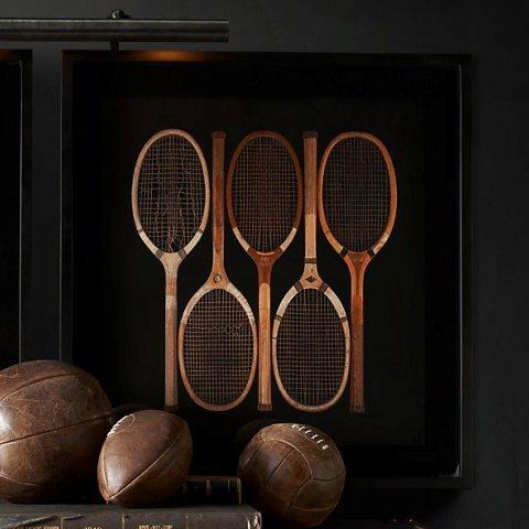 Картина Теннисные ракетки