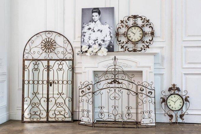 Каминный портал «Тюильри» белый