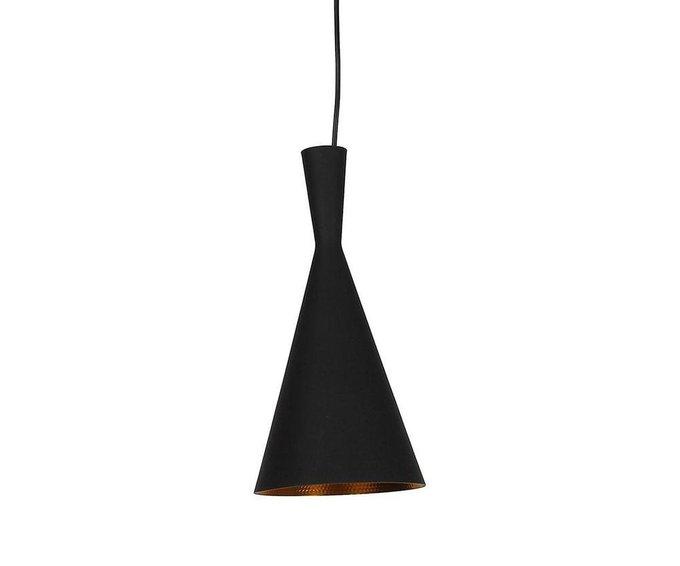 Подвесной светильник Лима черного цвета
