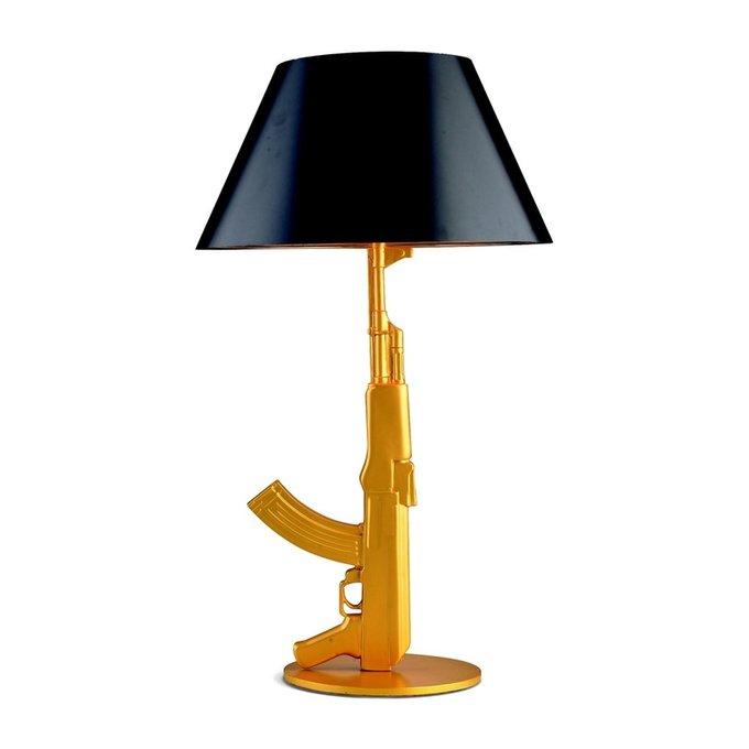 Настольный светильник Gun