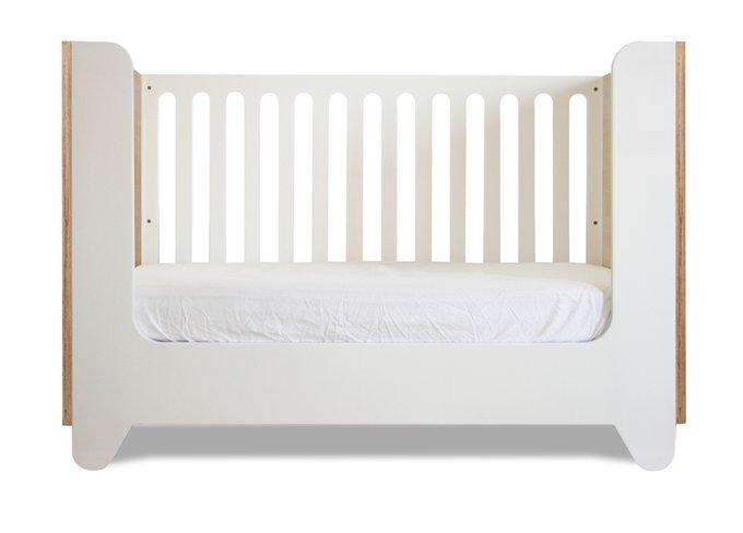 кроватка Hiya береза Spot On Square