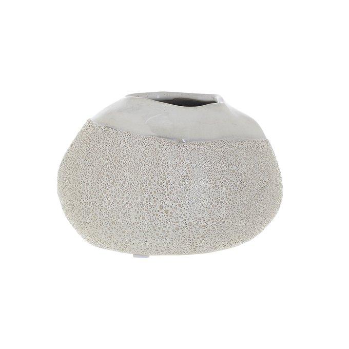 Декоративная керамическая ваза