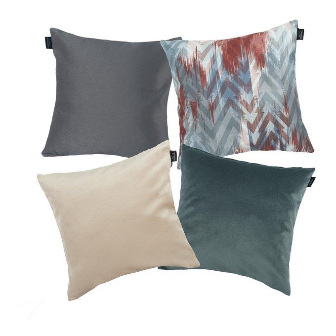 Комплект чехлов для подушек Maro Square