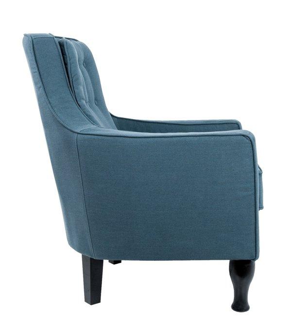 Кресло Monti с высокой спинкой и подлокотниками