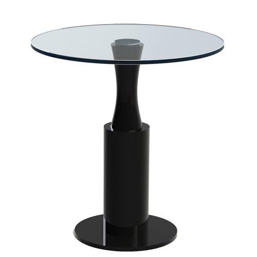 Кофейный стол Umbrella черного цвета