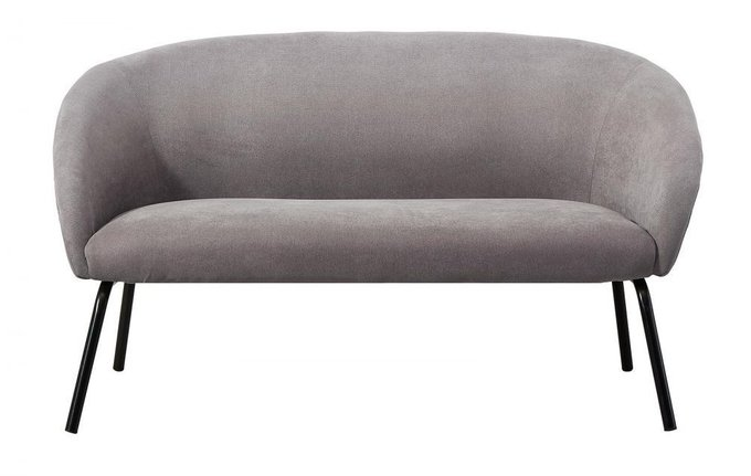 Двухместный диван Alexa бежевого цвета