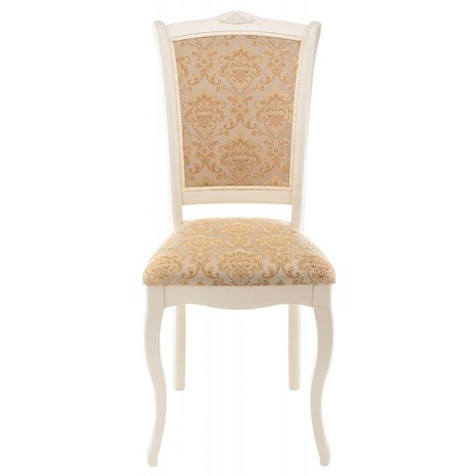 Обеденный стул Луиджи бежевого цвета