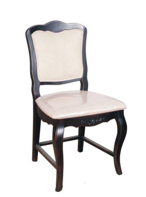 Стул с мягким сиденьем