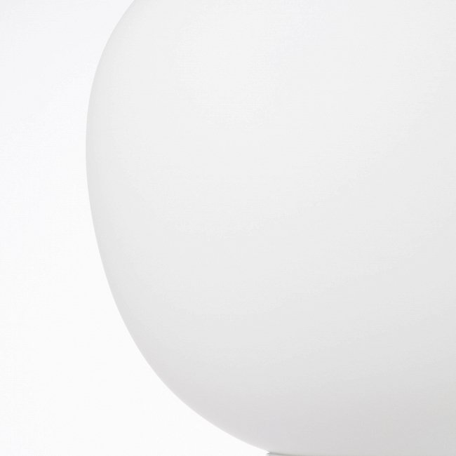 Напольный светильник Lumi Mochi белого цвета