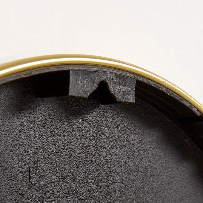 Часы настенные Menthe из металла