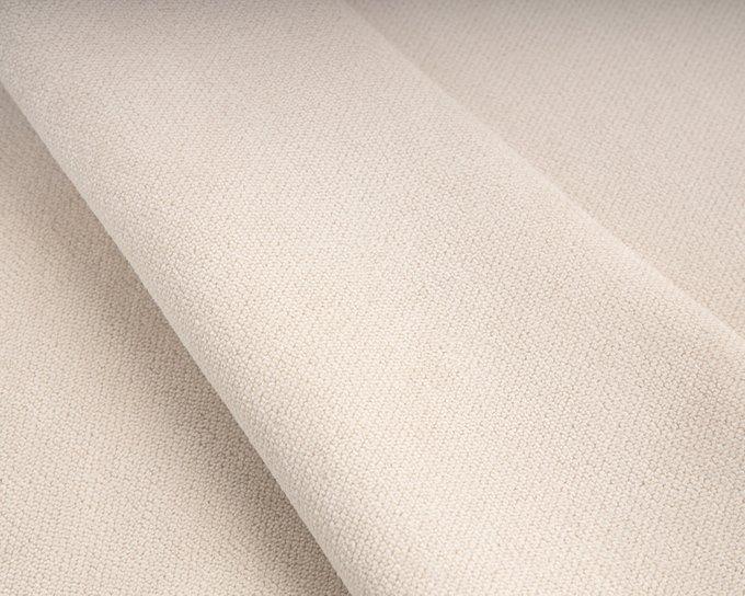 Покрывало Uno Lofty Linen 140х210 молочного цвета