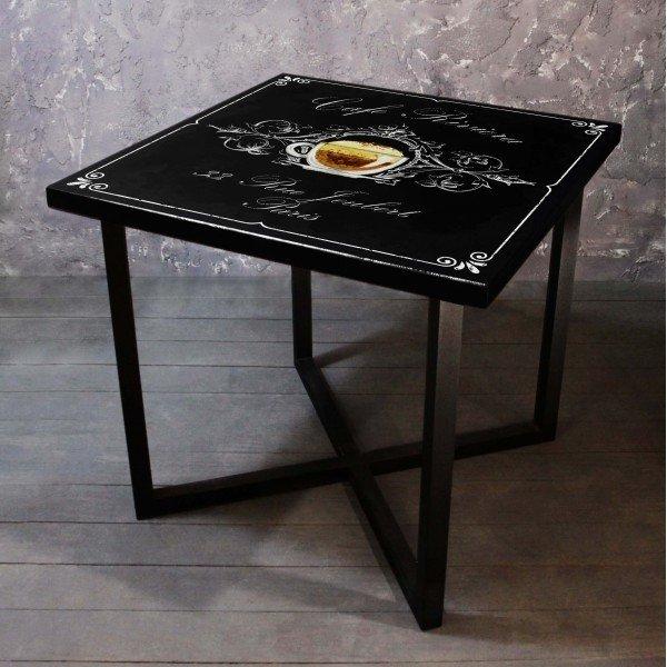 Обеденный стол Cafe из массива сосны