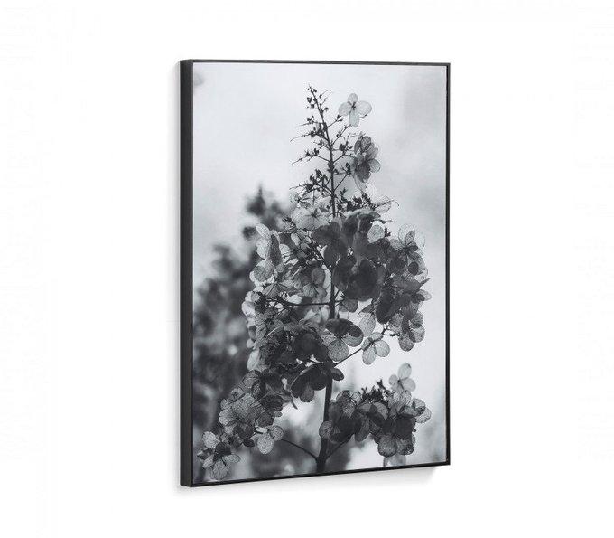 Картина Calantha ветки на холсте 70х50 см