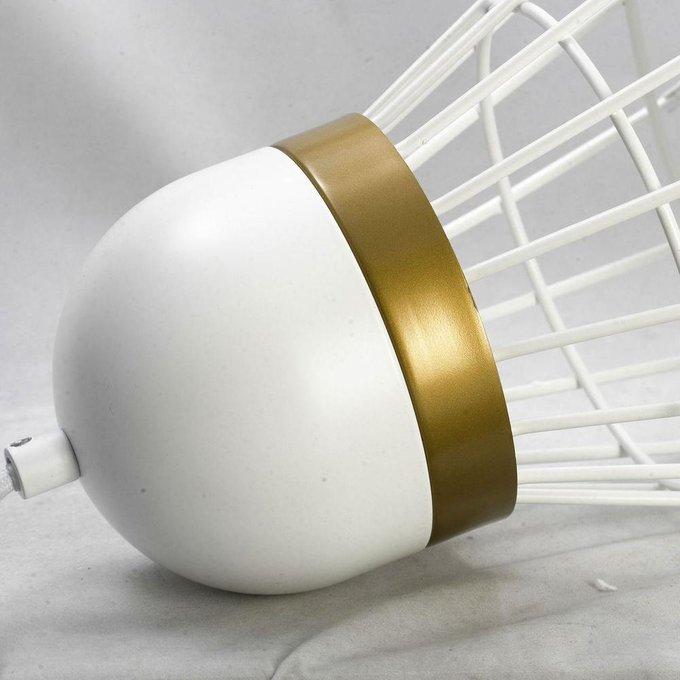 Подвесной светильник Bristol белого цвета