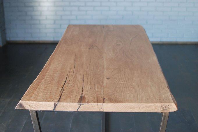 Обеденный стол TheSarai Loft Oak