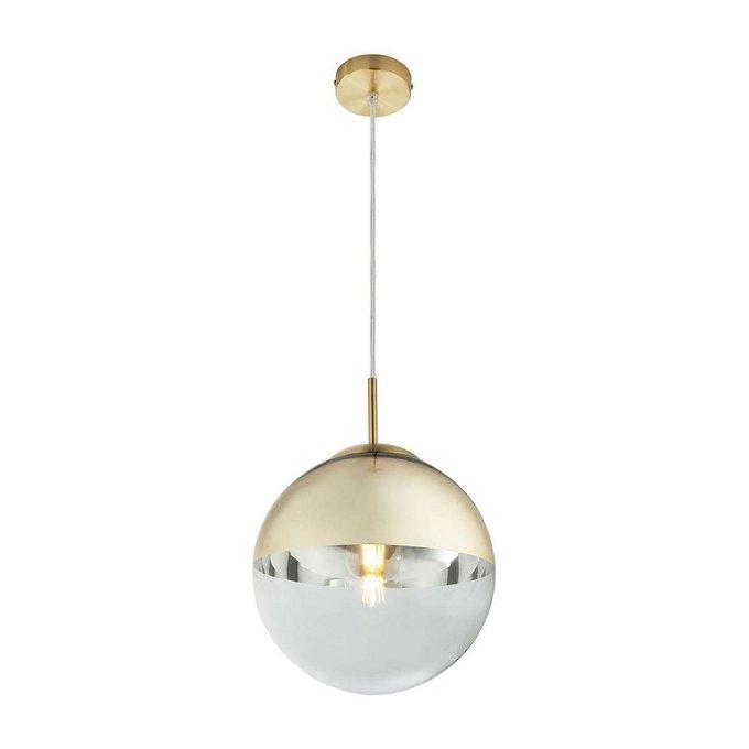 Подвесной светильник Varus золотого цвета