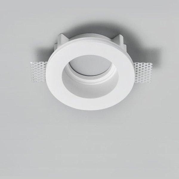 Встраиваемый светильник Panzeri INVISIBILI из гипса