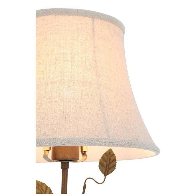 Настольная лампа Campen в стиле кантри