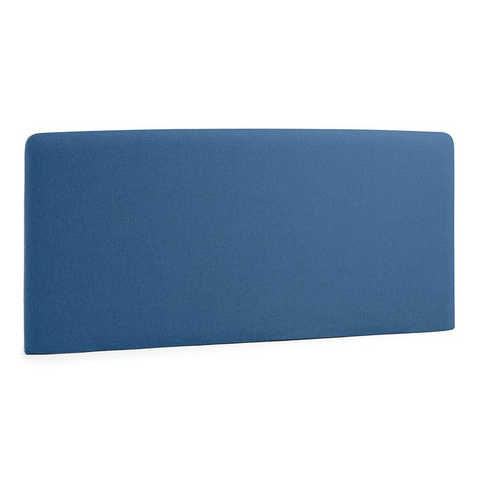Изголовье Lydia 160 темно-синего цвета