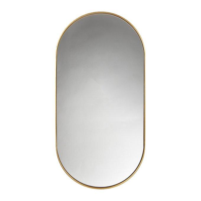 Зеркало настенное Арена золотой раме