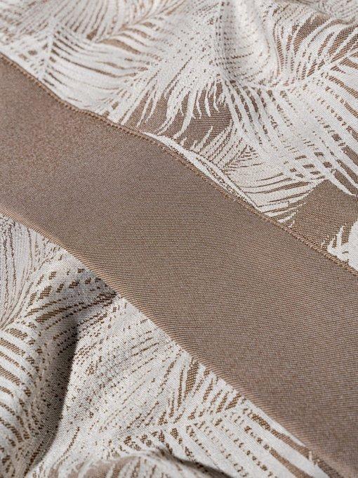Покрывало мателасе Bruna beige 240х260 бежевого цвета
