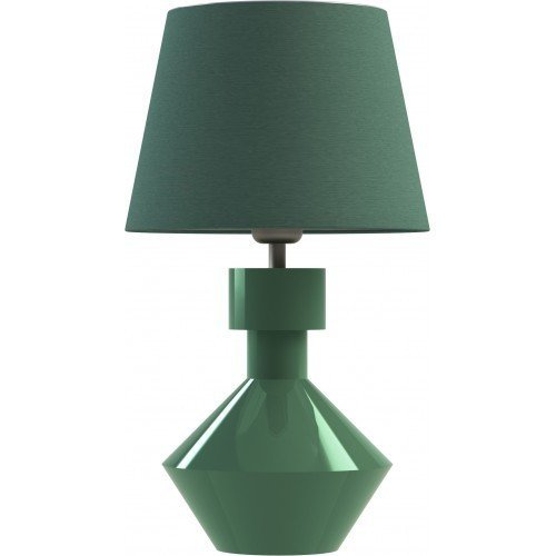 Настольная лампа Apus темно-зеленая