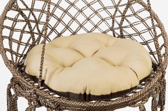 Подвесное-кресло качели Aruba с подушкой БЕЗ каркаса