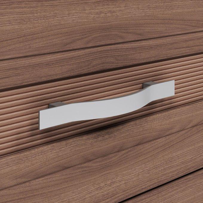 Прикроватная тумба Магна коричневого цвета