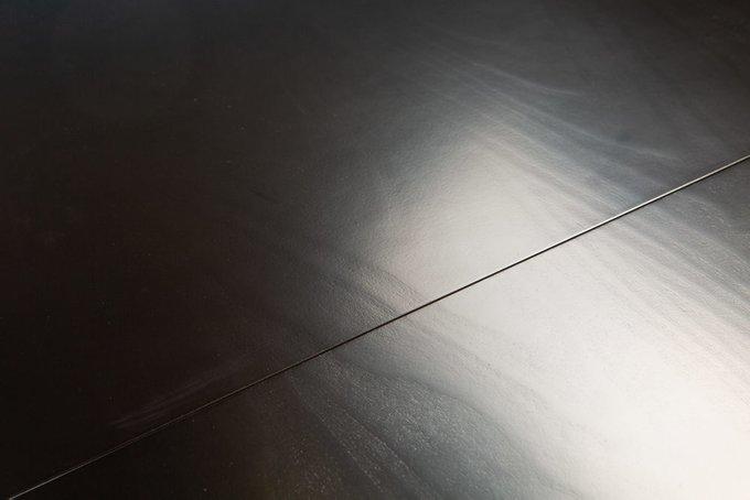 Обеденный стол раскладной Лунд цвета Венге